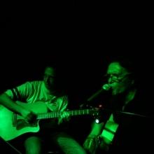 Alan Farrington band
