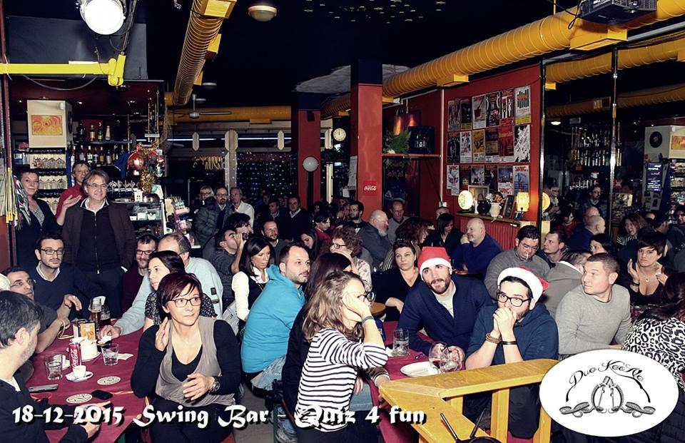 swing bar natale