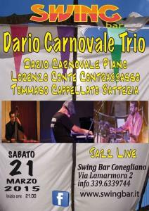 carnovale 2015 poster